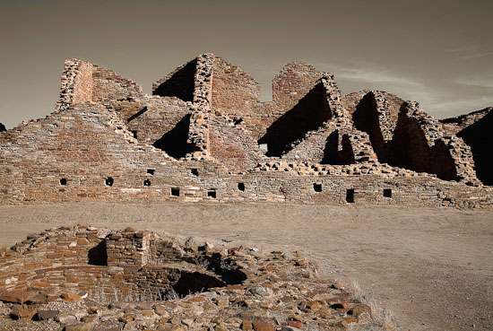 Pubelo Arroyo, ChacoCanyon, NM